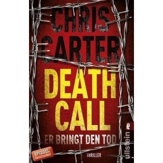 DEATH CALL ? ER BRINGT DEN TOD (Thriller)