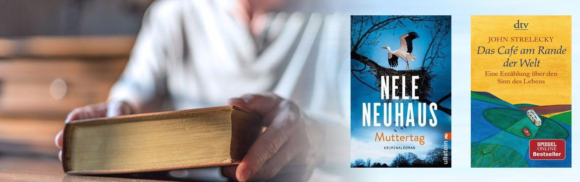 Nele Neuhaus - Muttertag und John Strelecky -